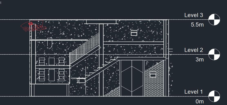 دانلود طرح کامل کافی شاپ با جزئیات