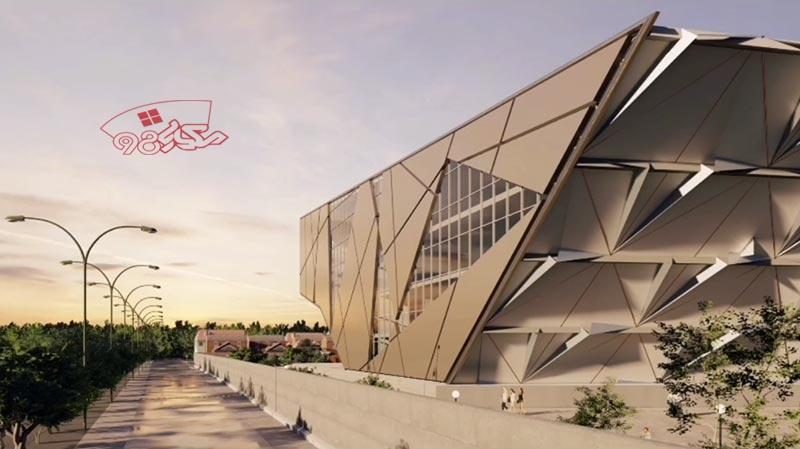 پروژه آماده معماری کتابخانه دیجیتال کامل