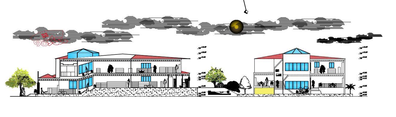 نمونه طراحی خانه کودک