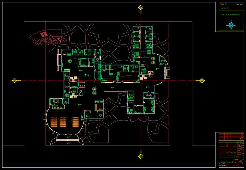 طرح جدید بیمارستان